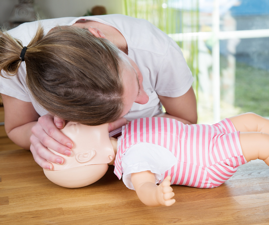 Paediatric First Aid 12hrs