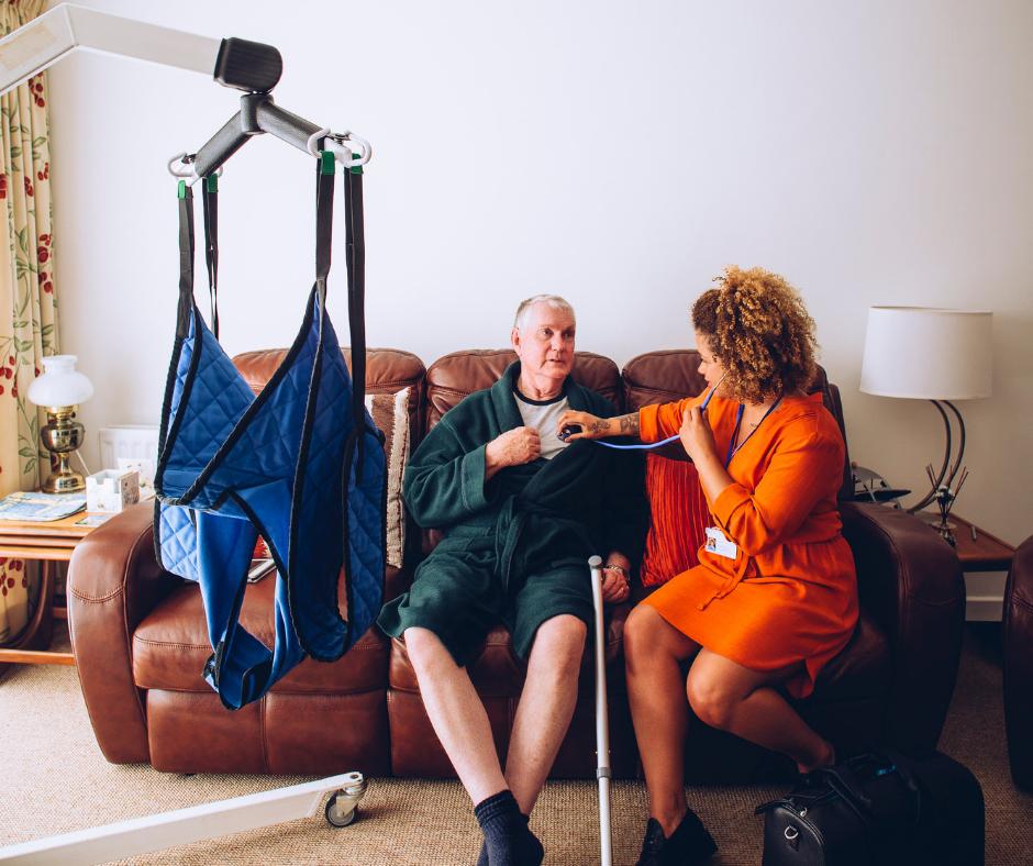 Hoist – Manual Handling Training – H & Social Care
