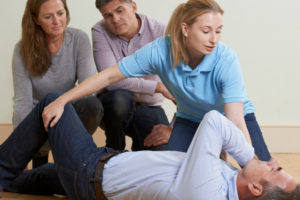 First Aid Training London