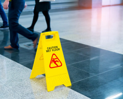 Slips, Trips and Falls Online