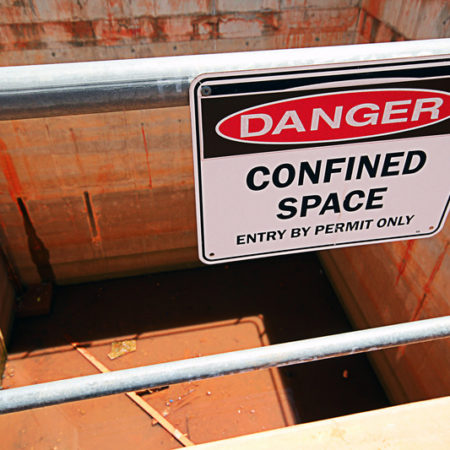 Working in Confined Spaces Online