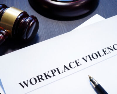 Level 2 Workplace Violence and Harassment