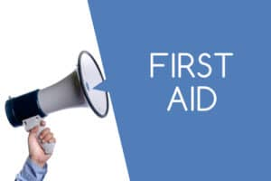 First Aid Certificate Expiry